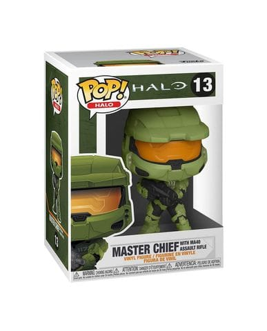 Фигурка Halo Infinite - Master Chief with MA40 Assault Rifle (Funko POP!)