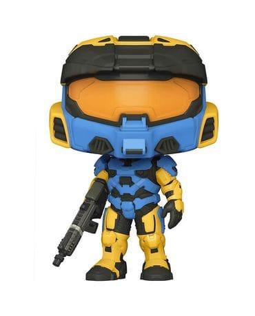Фигурка Halo Infinite – Spartan Mark VII with VK78 Blue & Yellow (Funko POP!)