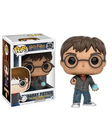 Фигурка Harry Potter – Harry Potter with Prophecy (Funko POP!)