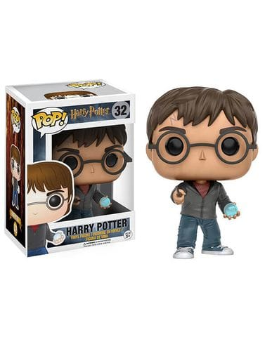Фигурка Harry Potter - Harry Potter with Prophecy (Funko POP!)