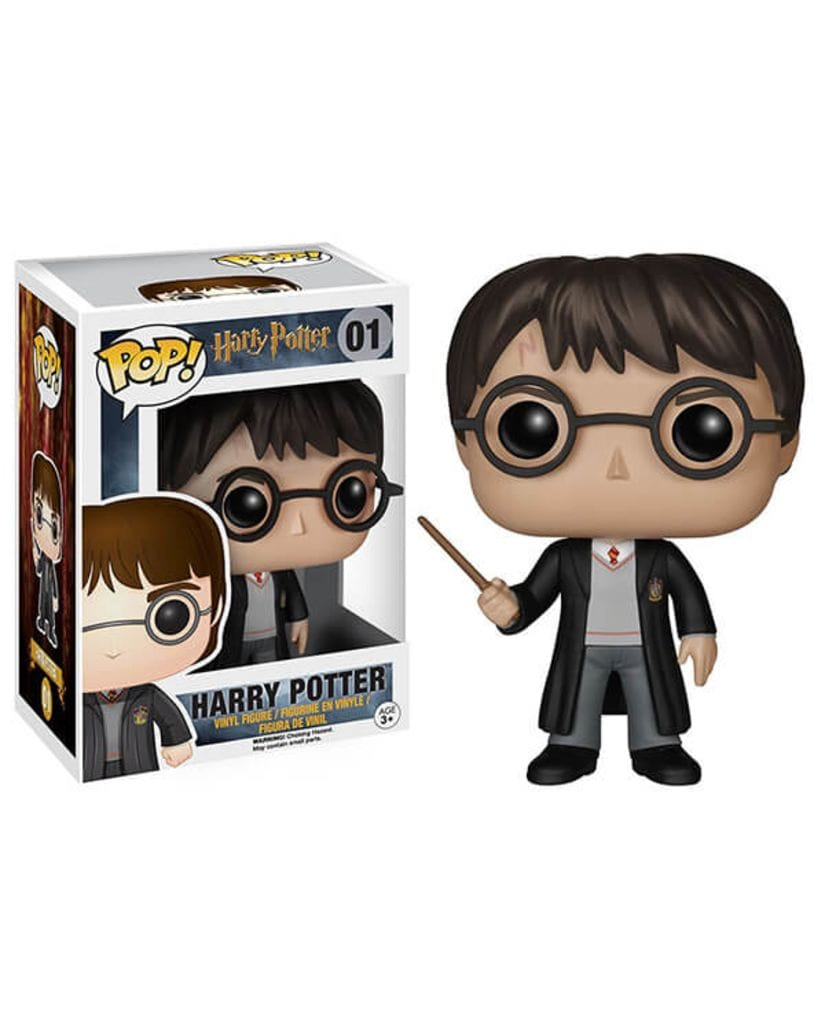 Фигурка Harry Potter – Harry Potter (Funko POP!)