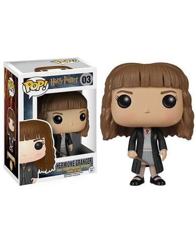 Фигурка Harry Potter - Hermione Granger (Funko POP!)