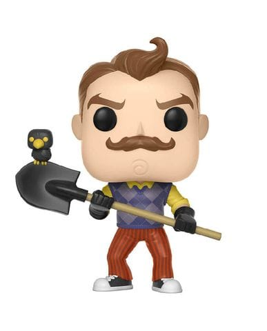 Фигурка Hello Neighbor - The Neighbor (Funko POP!)