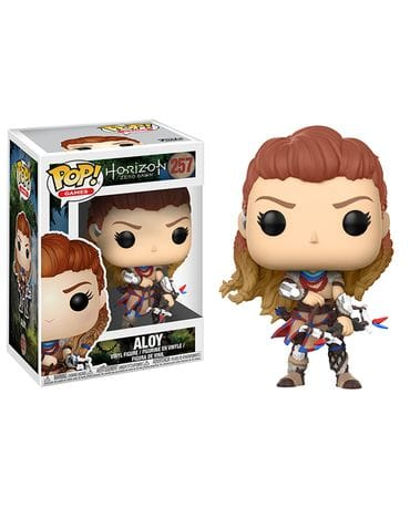 Фигурка Horizon Zero Dawn - Aloy (Funko POP!)