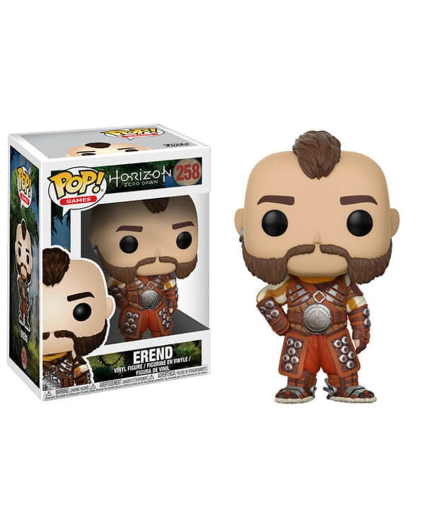 Фигурка Horizon Zero Dawn - Erend (Funko POP!)