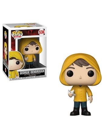 Фигурка IT – Georgie Denbrough (Funko POP!)