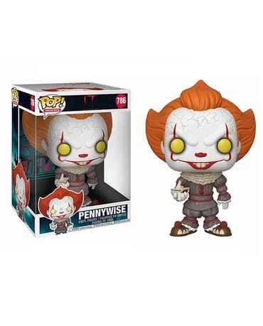 Фигурка IT: Chapter 2 – Pennywise with Boat (Funko POP!)