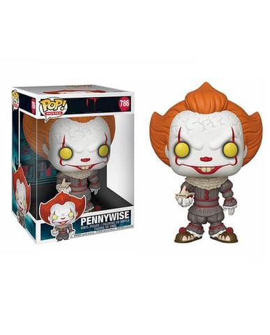 Фигурка IT: Chapter 2 - Pennywise with Boat (Funko POP!)
