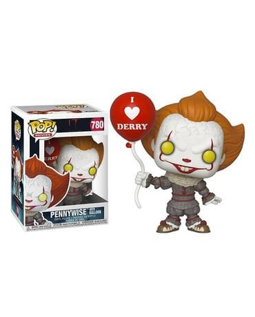 Фигурка IT: Chapter 2 – Pennywise with Balloon (Funko POP!)