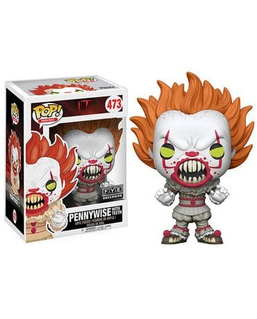 Фигурка IT – Pennywise with Teeth (Funko POP!) [Exclusive]