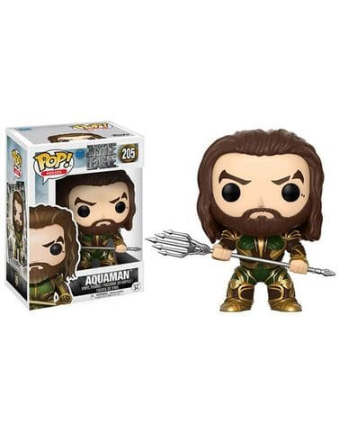 Фигурка Justice League - Aquaman (Funko POP! Vinyl)