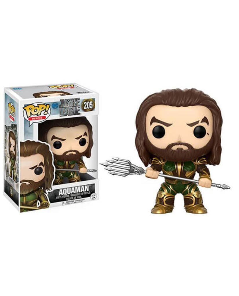 Фигурка Justice League - Aquaman (Funko POP!)