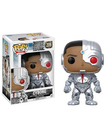 Фигурка Justice League - Cyborg (Funko POP! Vinyl)