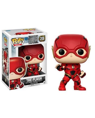 Фигурка Justice League - Flash (Funko POP! Vinyl)