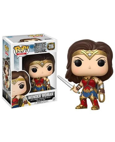 Фигурка Justice League - Wonder Woman (Funko POP!)