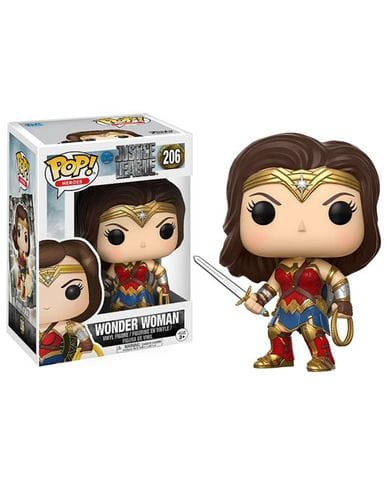 Фигурка Justice League - Wonder Woman (Funko POP! Vinyl)