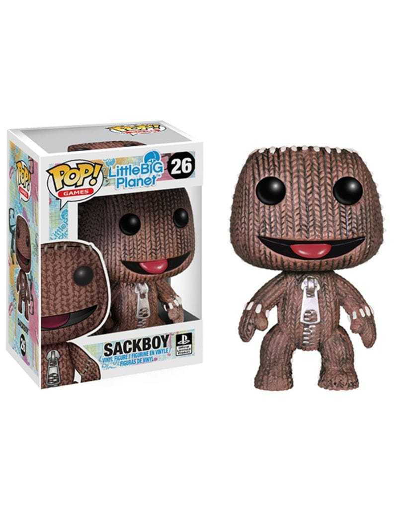 Фигурка LittleBigPlanet - Sackboy (Funko POP!)