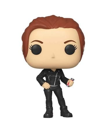 Фигурка Black Widow - Natasha Romanoff (Funko POP!)
