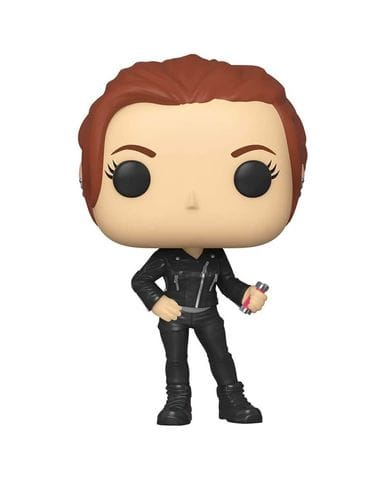 Фигурка Black Widow – Natasha Romanoff (Funko POP!)