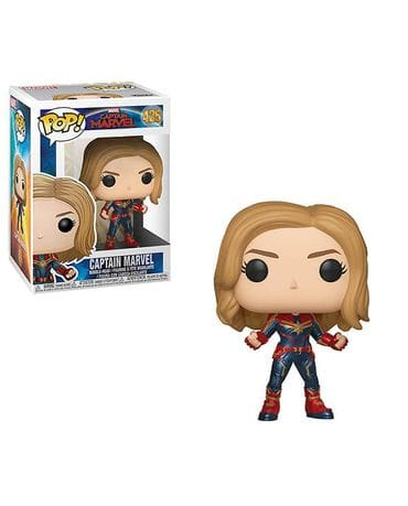 Фигурка Captain Marvel – Captain Marvel (Funko POP!)