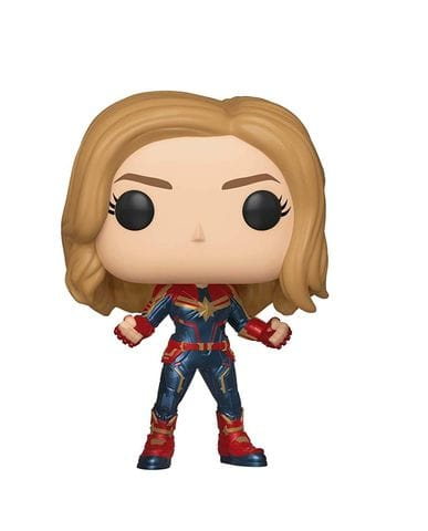 Фигурка Captain Marvel - Captain Marvel (Funko POP!)