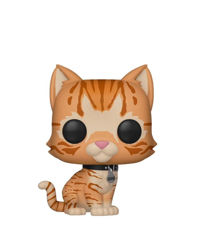 Фигурка Captain Marvel – Goose The Cat (Funko POP!)