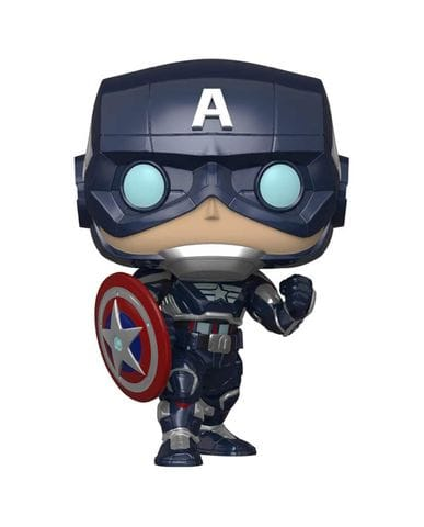 Фигурка Marvel's Avengers – Captain America (Funko POP!)