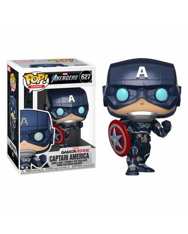 Фигурка Marvel's Avengers - Captain America (Funko POP!)