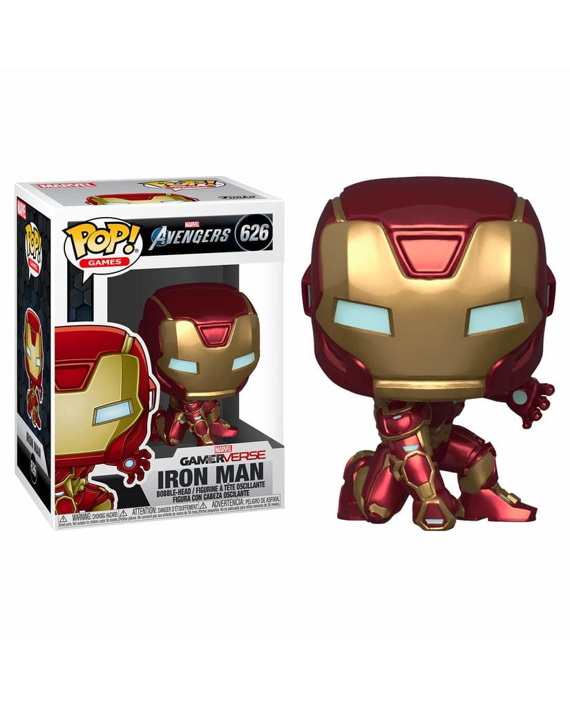 Фигурка Marvel's Avengers - Iron Man (Funko POP!)