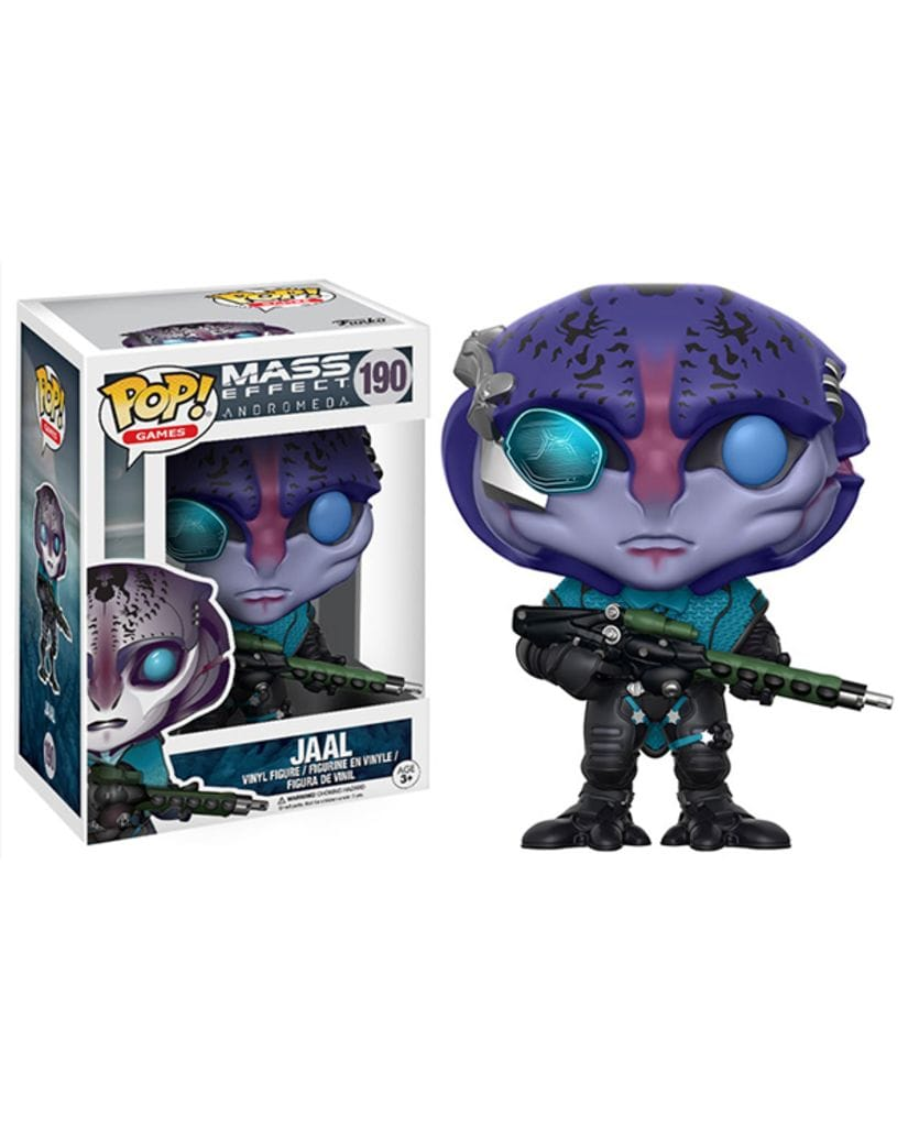 Фигурка Mass Effect: Andromeda - Jaal (POP! Vinyl)