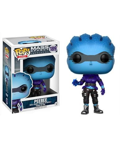 Фигурка Mass Effect: Andromeda - Peebee (POP! Vinyl)