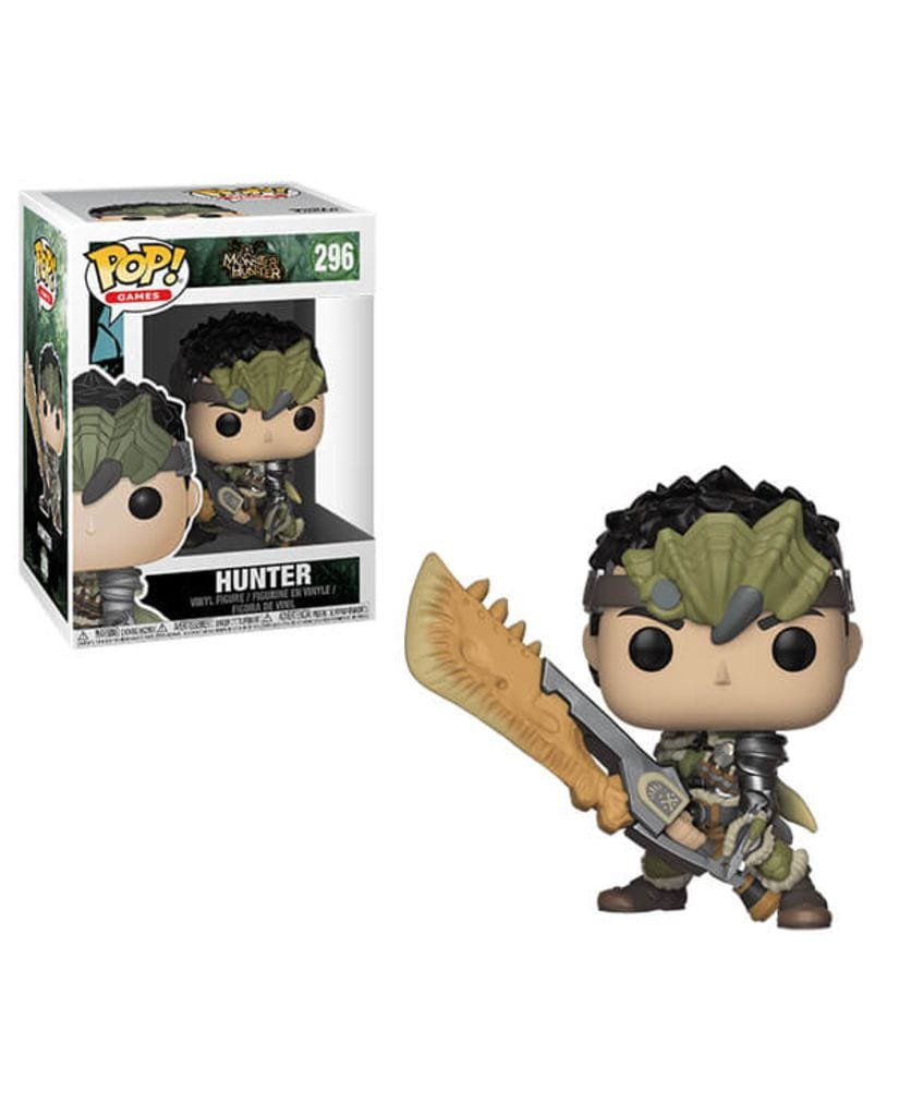 Фигурка Monster Hunter - Hunter (Funko POP!)