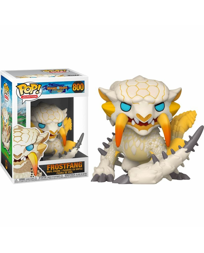 Фигурка Monster Hunter Stories – Frostfang (Funko POP!)