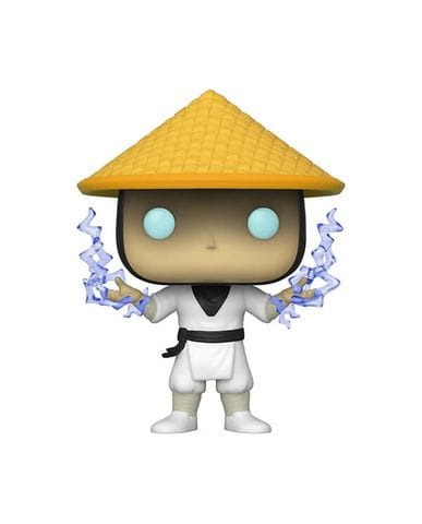 Фигурка Mortal Kombat – Raiden with Lightning (Funko POP!) [Exclusive]