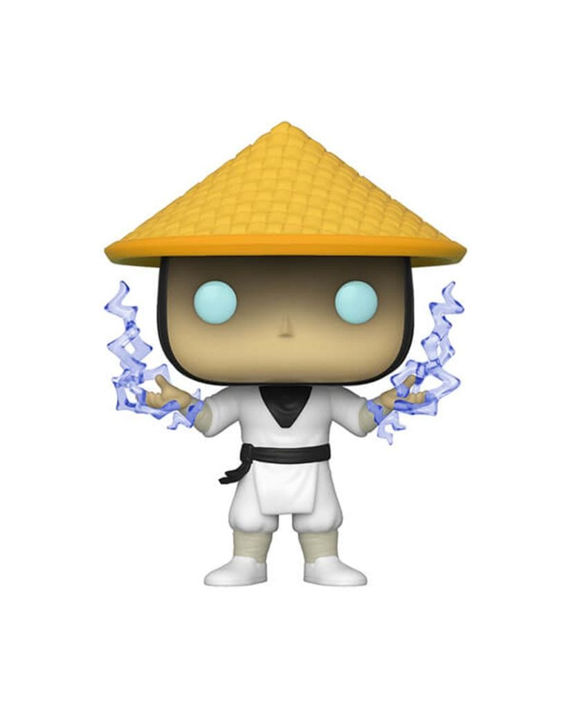 Фигурка Mortal Kombat - Raiden with Lightning (Funko POP!) [Exclusive]