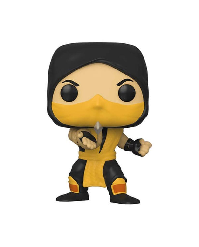 Фигурка Mortal Kombat – Scorpion (Funko POP!)