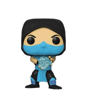 Фигурка Mortal Kombat - Sub-Zero (Funko POP!)