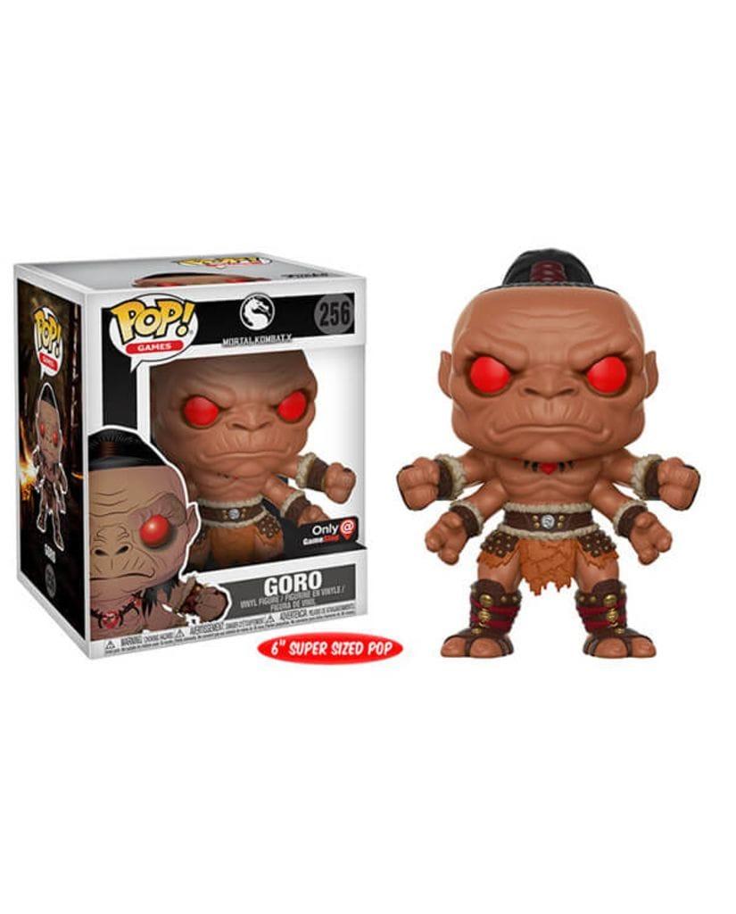 Фигурка Mortal Kombat X - Goro (Funko POP!) [Exclusive]