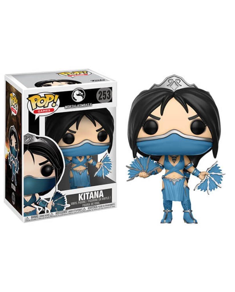 Фигурка Mortal Kombat X – Kitana (Funko POP!)