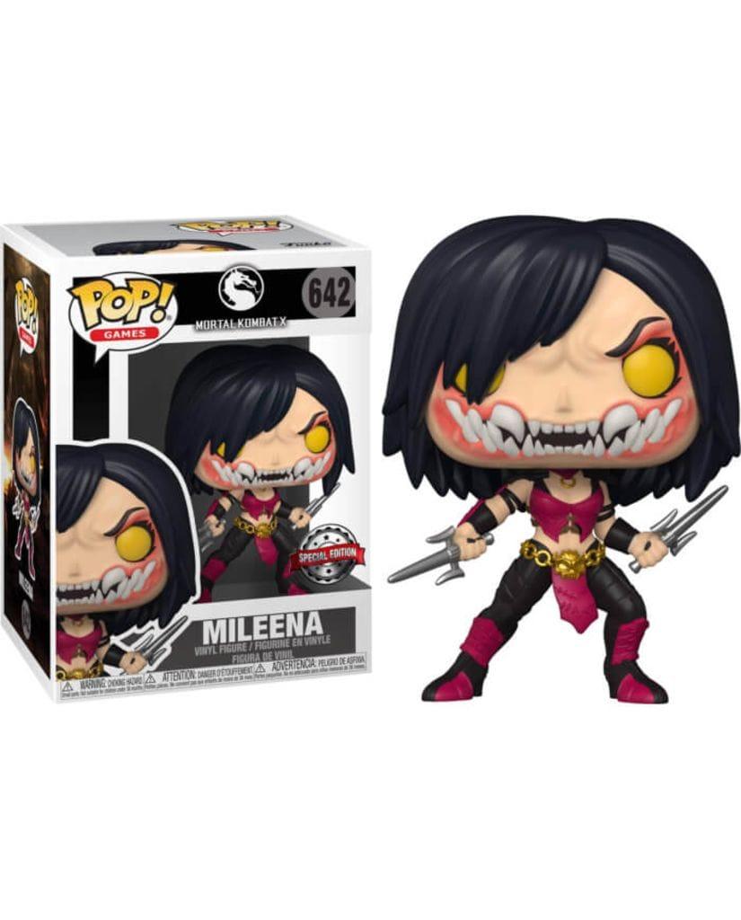 Фигурка Mortal Kombat X – Mileena (Funko POP!) [Exclusive]