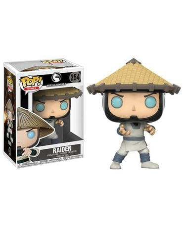 Фигурка Mortal Kombat X - Raiden (Funko POP!)