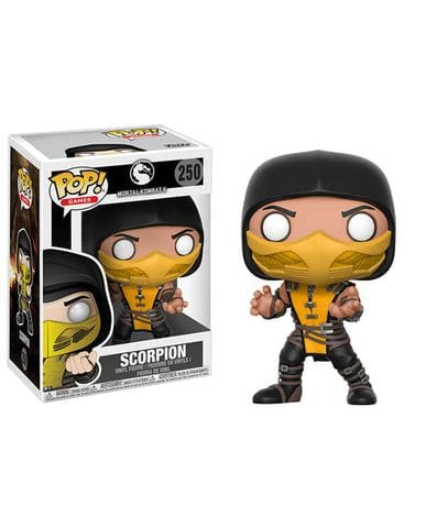 Фигурка Mortal Kombat X - Scorpion (Funko POP! Vinyl)
