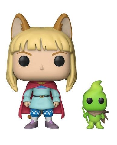 Фигурка Ni No Kuni 2 - Evan with Higgledies (Funko POP!)