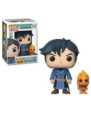 Фигурка Ni No Kuni 2 - Roland with Higgledies (Funko POP!)