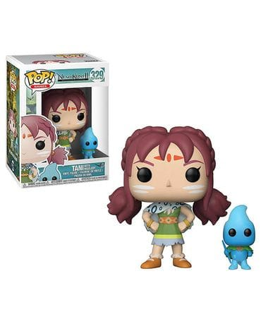 Фигурка Ni No Kuni 2 - Tani with Higgledies (Funko POP!)
