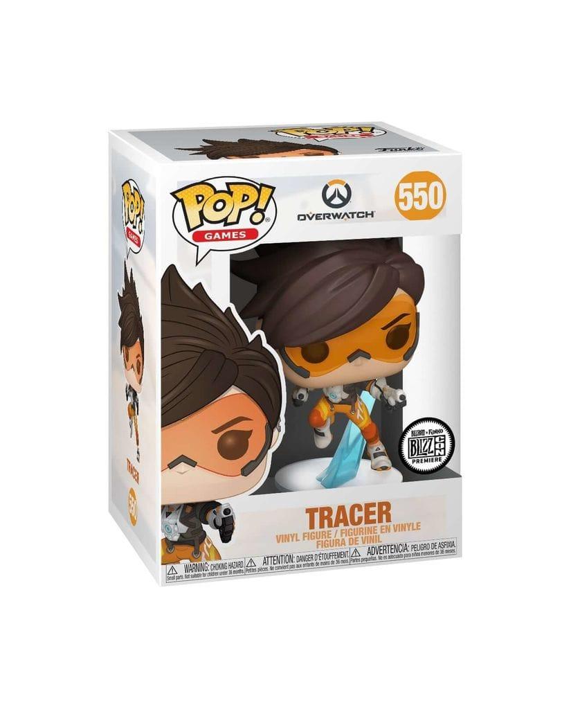 Фигурка Overwatch 2 – Tracer (Funko POP!)