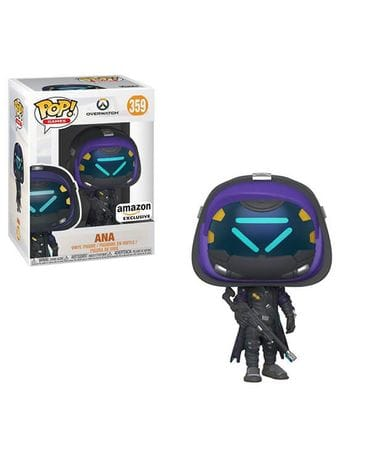 Фигурка Overwatch - Ana with Shrike Skin (Funko POP!) [Exclusive]