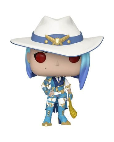 Фигурка Overwatch - Ashe Winter (Funko POP!) [Exclusive]