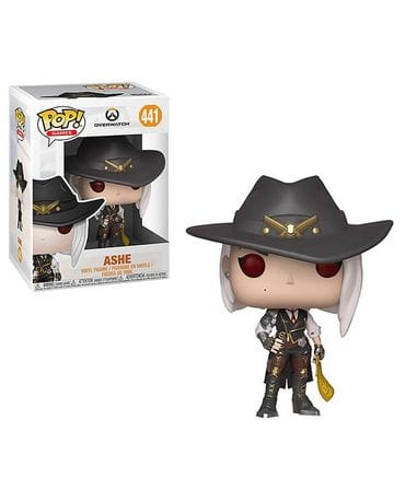 Фигурка Overwatch - Ashe (Funko POP!)