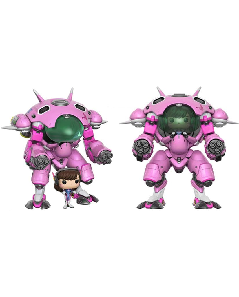 Фигурка Overwatch - D.Va with Meka (Funko POP!)